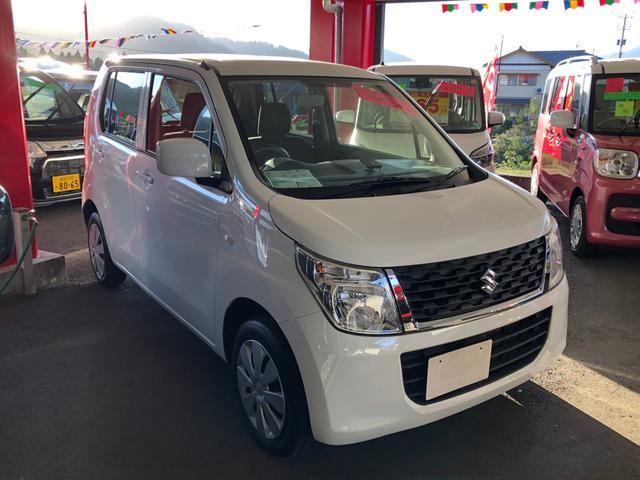「スズキ」「ワゴンR」「コンパクトカー」「福井県」の中古車2