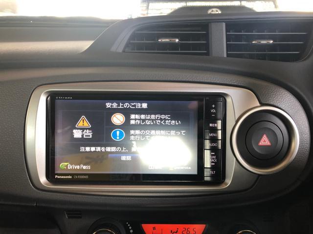 「トヨタ」「ヴィッツ」「コンパクトカー」「福井県」の中古車16