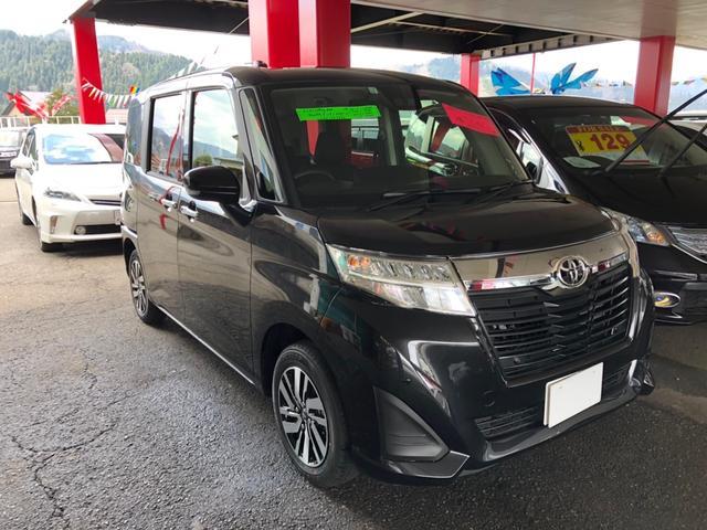 「トヨタ」「ルーミー」「ミニバン・ワンボックス」「福井県」の中古車3