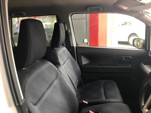 ハイブリッドXG 4WD セーフティパッケージ ナビ ETC 衝突被害軽減システム CVT AC バックカメラ 4名乗り(8枚目)