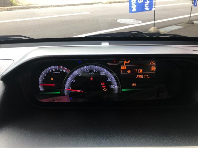 ハイブリッドXG 4WD セーフティパッケージ ナビ ETC 衝突被害軽減システム CVT AC バックカメラ 4名乗り(13枚目)
