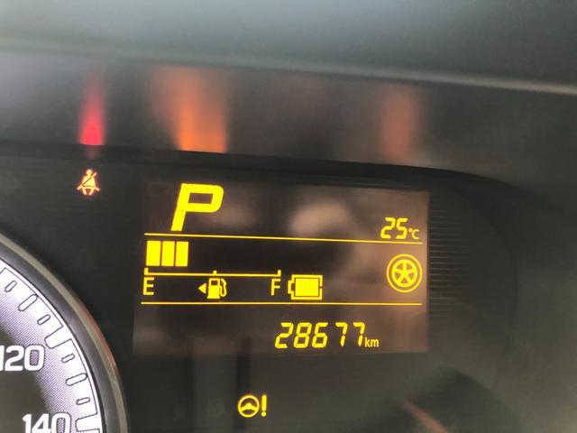ハイブリッドXG 4WD セーフティパッケージ ナビ ETC 衝突被害軽減システム CVT AC バックカメラ 4名乗り(15枚目)