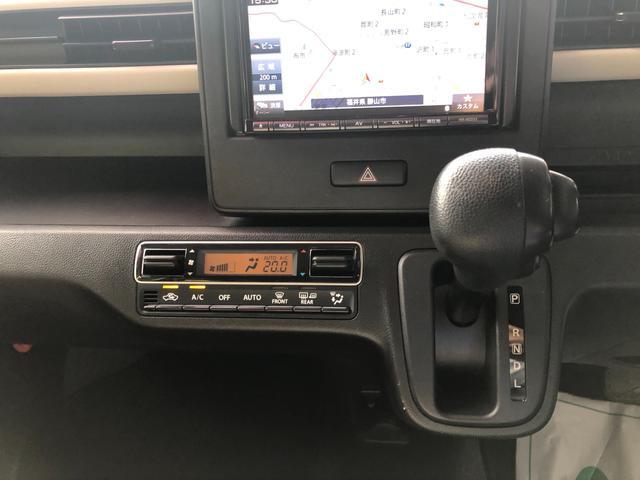 ハイブリッドXG 4WD セーフティパッケージ ナビ ETC 衝突被害軽減システム CVT AC バックカメラ 4名乗り(17枚目)