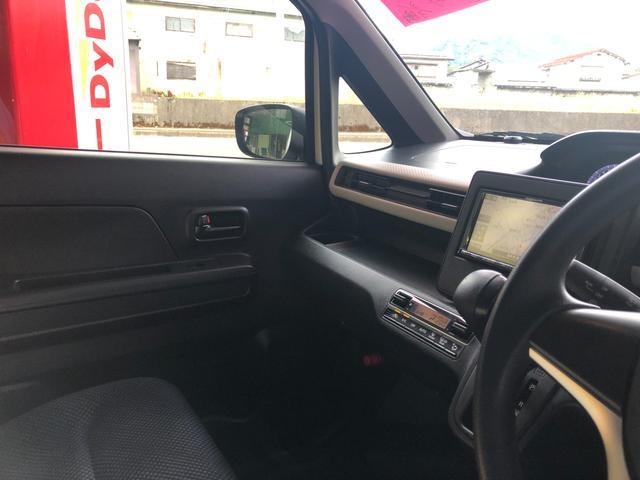 ハイブリッドXG 4WD セーフティパッケージ ナビ ETC 衝突被害軽減システム CVT AC バックカメラ 4名乗り(18枚目)