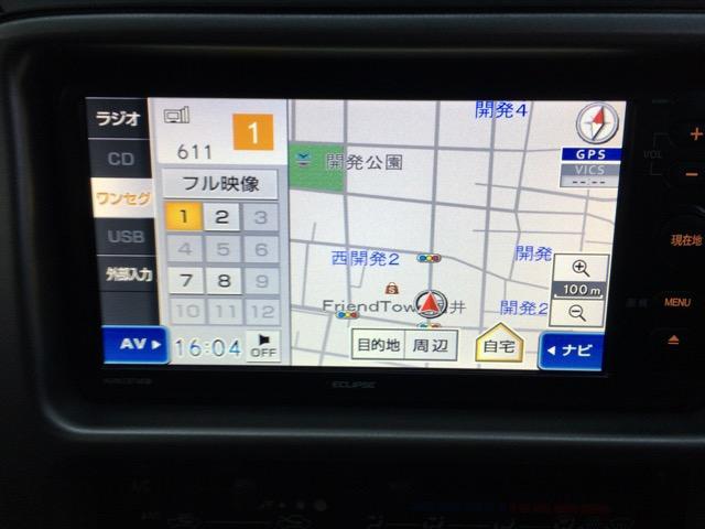 ヴィンテージ 4WD 5センチリフトアップ ナビ ハイルーフ(11枚目)
