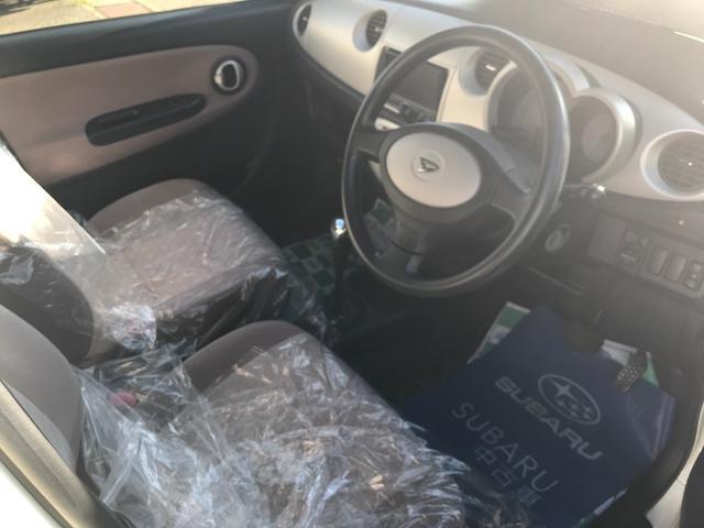 ダイハツ ミラジーノ Xリミテッド 4WD キーレス ナビTV