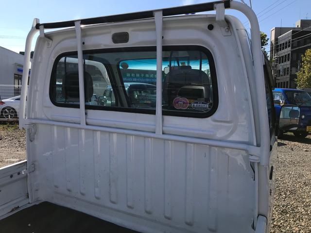 スバル サンバートラック TB 4WD 5MT パワステ エアコン 保証付き