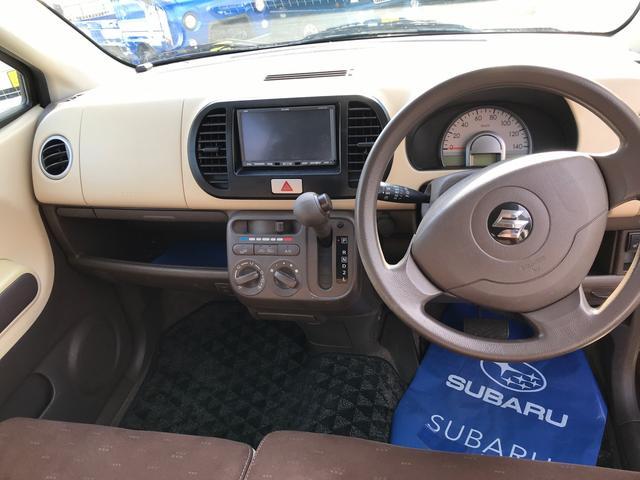 G 4WD キーレス ベンチシート ナビTV 軽自動車(12枚目)