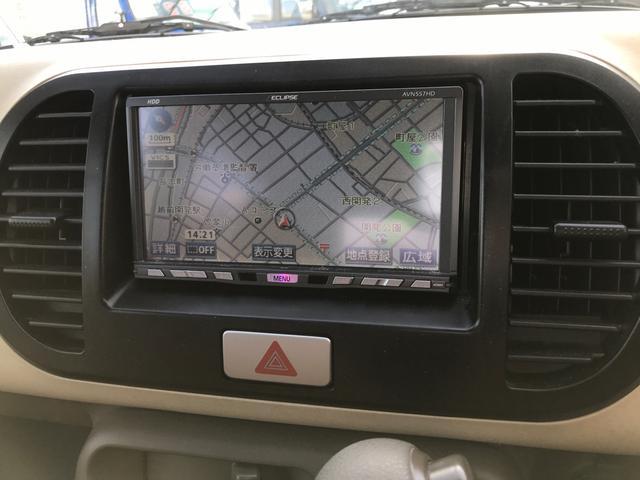 G 4WD キーレス ベンチシート ナビTV 軽自動車(17枚目)