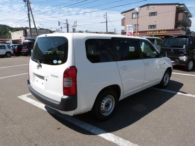 トヨタ プロボックスバン GL キーレス ETC 同色ミラー