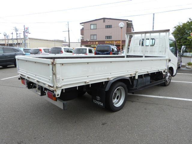 トヨタ ダイナトラック ロングフルジャストロー ディーゼル 5MT ETC
