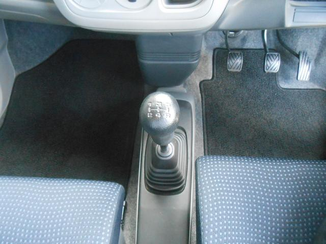 スズキ ワゴンR FX 5速マニュアル