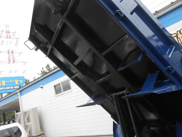 マツダ タイタントラック フルワイドロー強化ダンプ