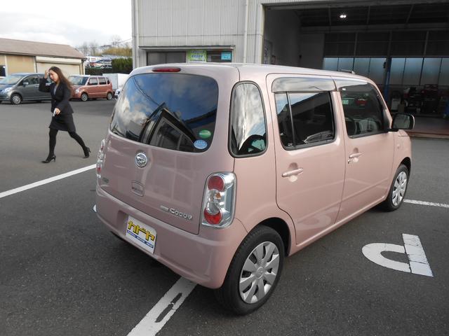 「ダイハツ」「ミラココア」「軽自動車」「福井県」の中古車6