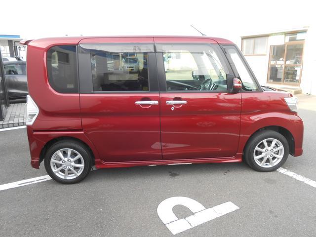 「ダイハツ」「タント」「コンパクトカー」「福井県」の中古車4
