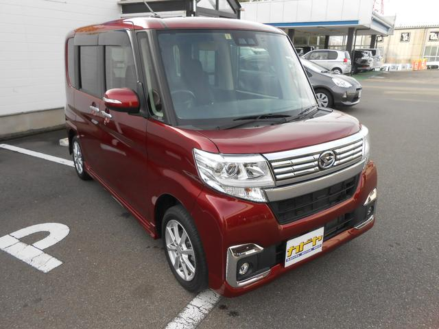 「ダイハツ」「タント」「コンパクトカー」「福井県」の中古車6