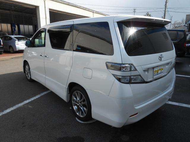 「トヨタ」「ヴェルファイア」「ミニバン・ワンボックス」「福井県」の中古車8