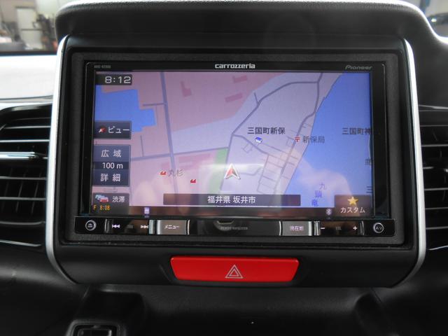 G・Lパッケージ カロッツェリアメモリーナビ フルセグテレビ 片側パワースライドドア 社外16インチアルミ 車高調(15枚目)