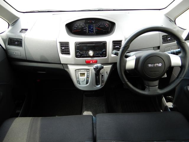 ダイハツ ムーヴ カスタム RS ターボ 4WD プッシュスタート