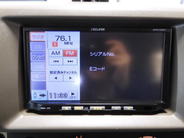 ジョインターボ 4WD 5速マニュアル ナビ&TV(10枚目)
