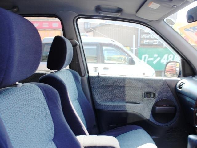 トヨタ キャミ Q 4WD アルミ CDデッキ