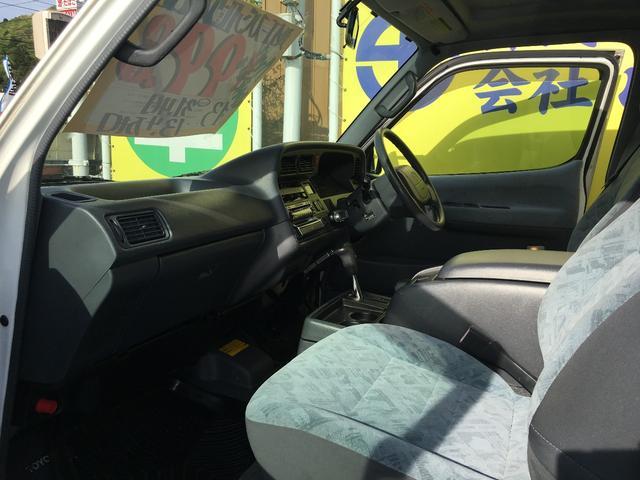 トヨタ ハイエースバン ロングスーパーGL 4WD ETC