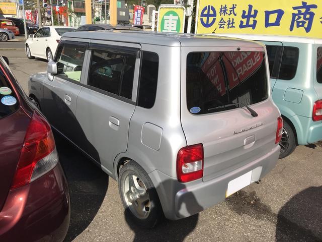 X 軽自動車 シルキーシルバーメタリック AT AC AW(4枚目)