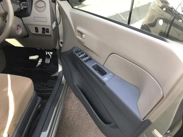 X 軽自動車 4WD シャンパンゴールドメタリック AT(8枚目)