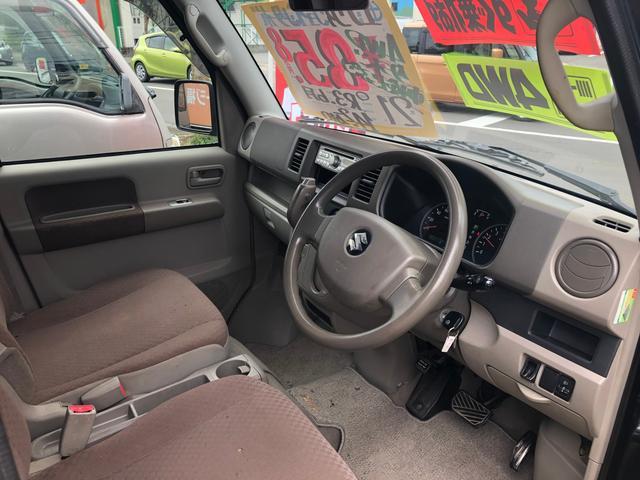 ジョインターボ 4WD CDデッキ キーレス 15インチAW(6枚目)