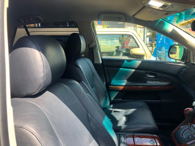 「トヨタ」「ハリアー」「SUV・クロカン」「福井県」の中古車7