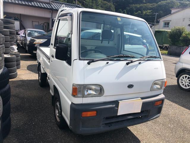 「スバル」「サンバートラック」「トラック」「福井県」の中古車3