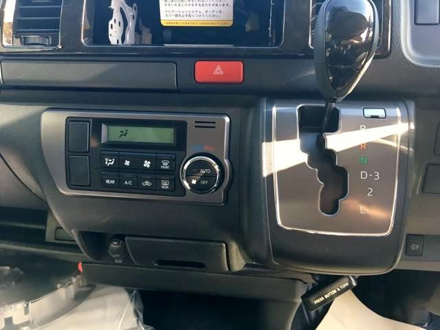 トヨタ ハイエースバン ロングスーパーGL 4WD セーフティセンスPレス