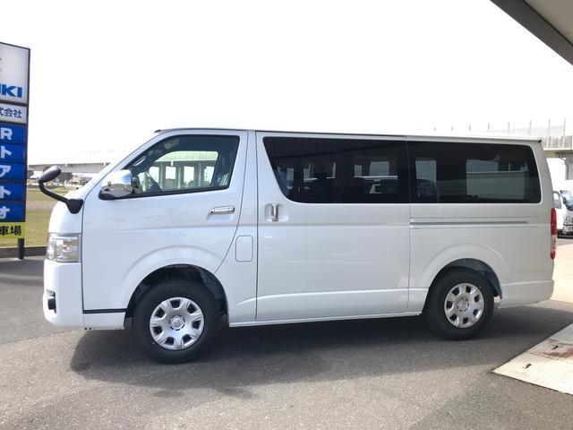 「トヨタ」「ハイエース」「その他」「福井県」の中古車5