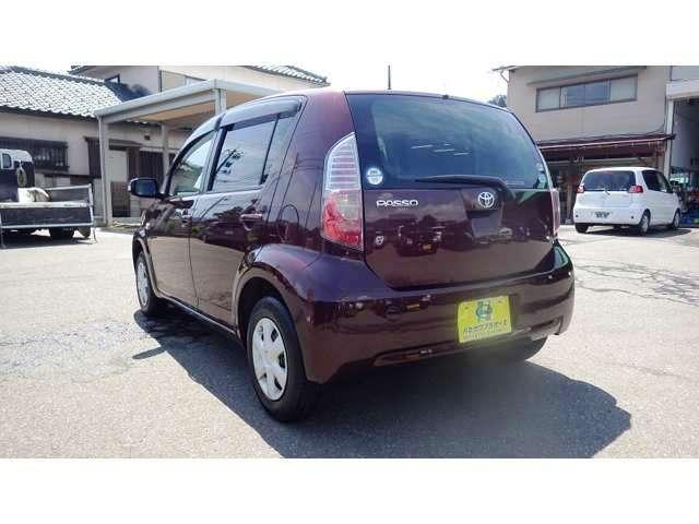 「トヨタ」「パッソ」「コンパクトカー」「福井県」の中古車2
