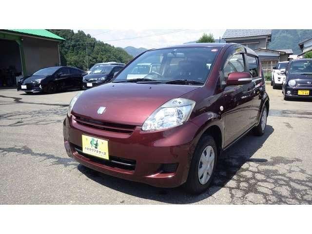 「トヨタ」「パッソ」「コンパクトカー」「福井県」の中古車3