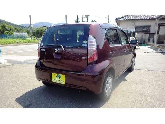 「トヨタ」「パッソ」「コンパクトカー」「福井県」の中古車4