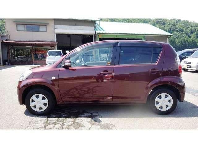 「トヨタ」「パッソ」「コンパクトカー」「福井県」の中古車14