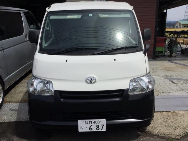 「トヨタ」「タウンエースバン」「その他」「福井県」の中古車2