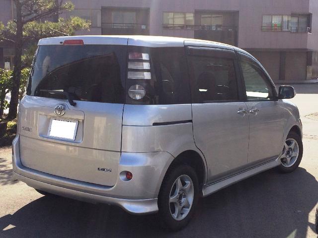 トヨタ シエンタ X Sエディション  4ナンバー車 ナビ 社外アルミ