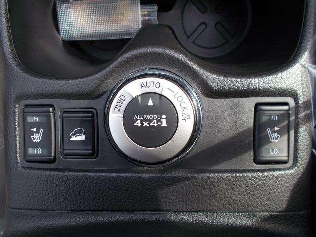 寒い季節でもシートヒーターが付いてるので快適に運転が出来ます☆