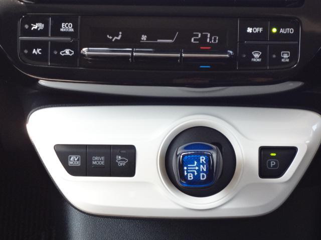 トヨタ プリウス Sセーフティプラス ナビ バックカメラ LED スマートキー