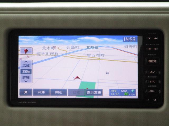 ココアX ナビ ワンセグ バックカメラ LED スマートキー(5枚目)