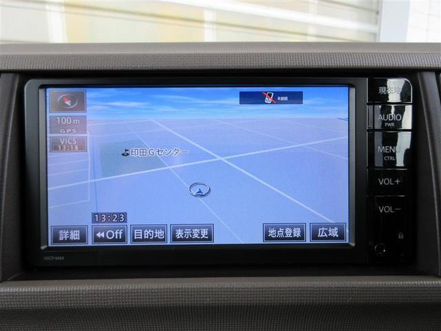 X  レンタカー使用 4WD SDナビ ワンセグ ETC(5枚目)