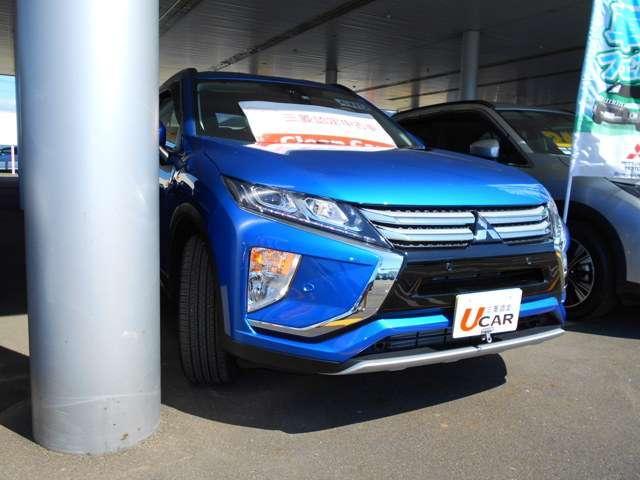 「三菱」「エクリプスクロス」「SUV・クロカン」「福井県」の中古車3
