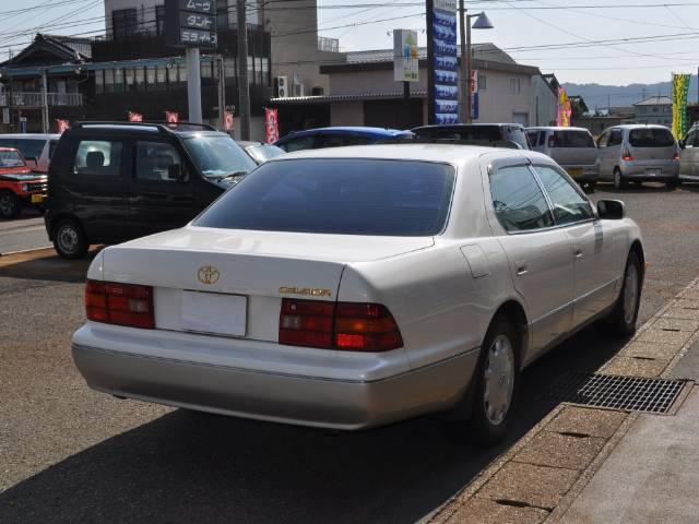 トヨタ セルシオ B仕様