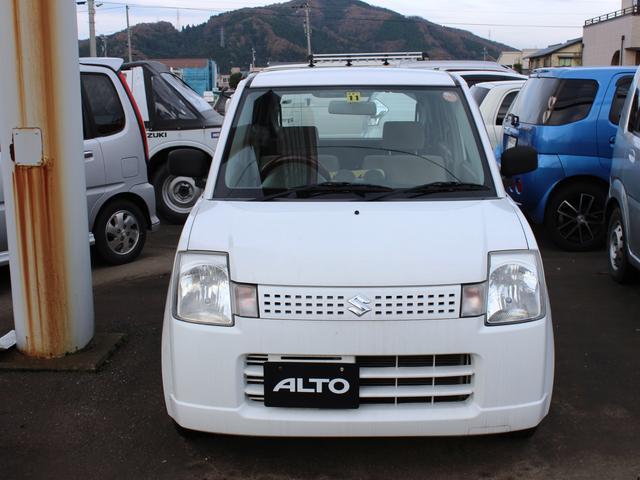 「スズキ」「アルト」「軽自動車」「福井県」の中古車2