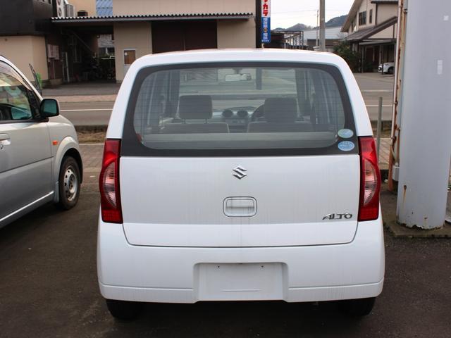 「スズキ」「アルト」「軽自動車」「福井県」の中古車4