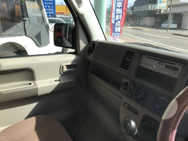 「マツダ」「スクラム」「軽自動車」「福井県」の中古車27