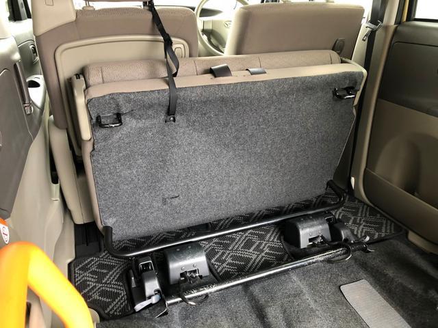 福祉車両 フレンドシップ スローパー リヤシート付仕様(9枚目)