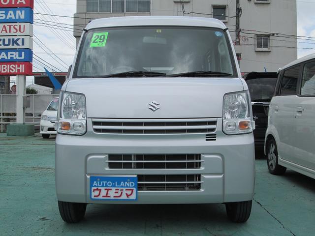 「スズキ」「エブリイ」「コンパクトカー」「福井県」の中古車2